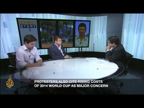 Inside Story Americas - Brazil: Protests of discontent