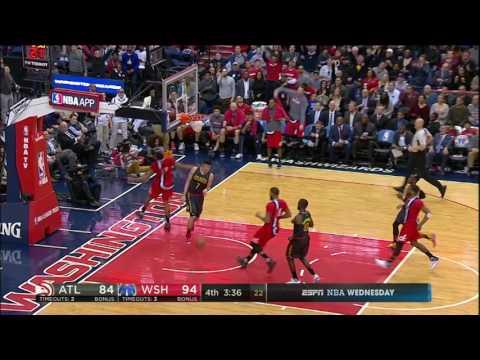 Atlanta Hawks at Washington Wizards - March 22, 2017