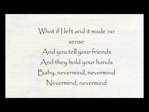 Nevermind - Dennis Lloyd (Lyrics)