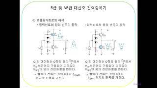 트랜지스터전력증폭기 AB급 신바람전자DIY