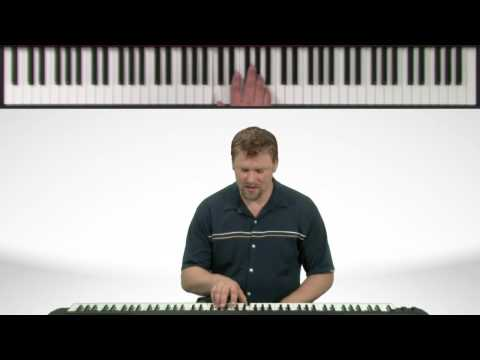 Charlie Brown Linus & Lucy Song Part #1  Piano Song Lessons