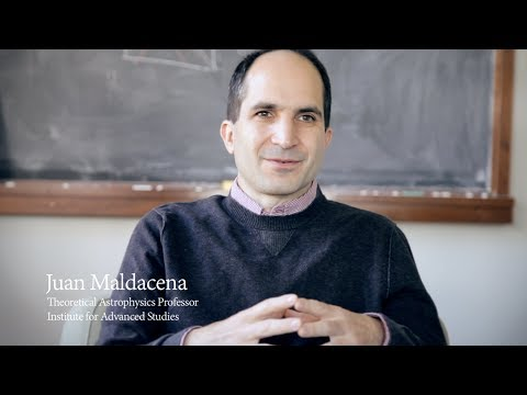 String Theory and Particle Physics | Prof. Juan Maldacena | The Search for the Theory of Everything
