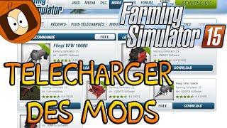 Farming simulator 15 | Télécharger / Installer / Activer les MODS !
