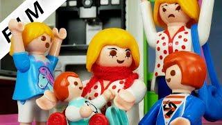 Playmobil Film deutsch | MAMAS BÖSER ZWILLING - Schwester gibt sich als Mutter aus | Familie Vogel