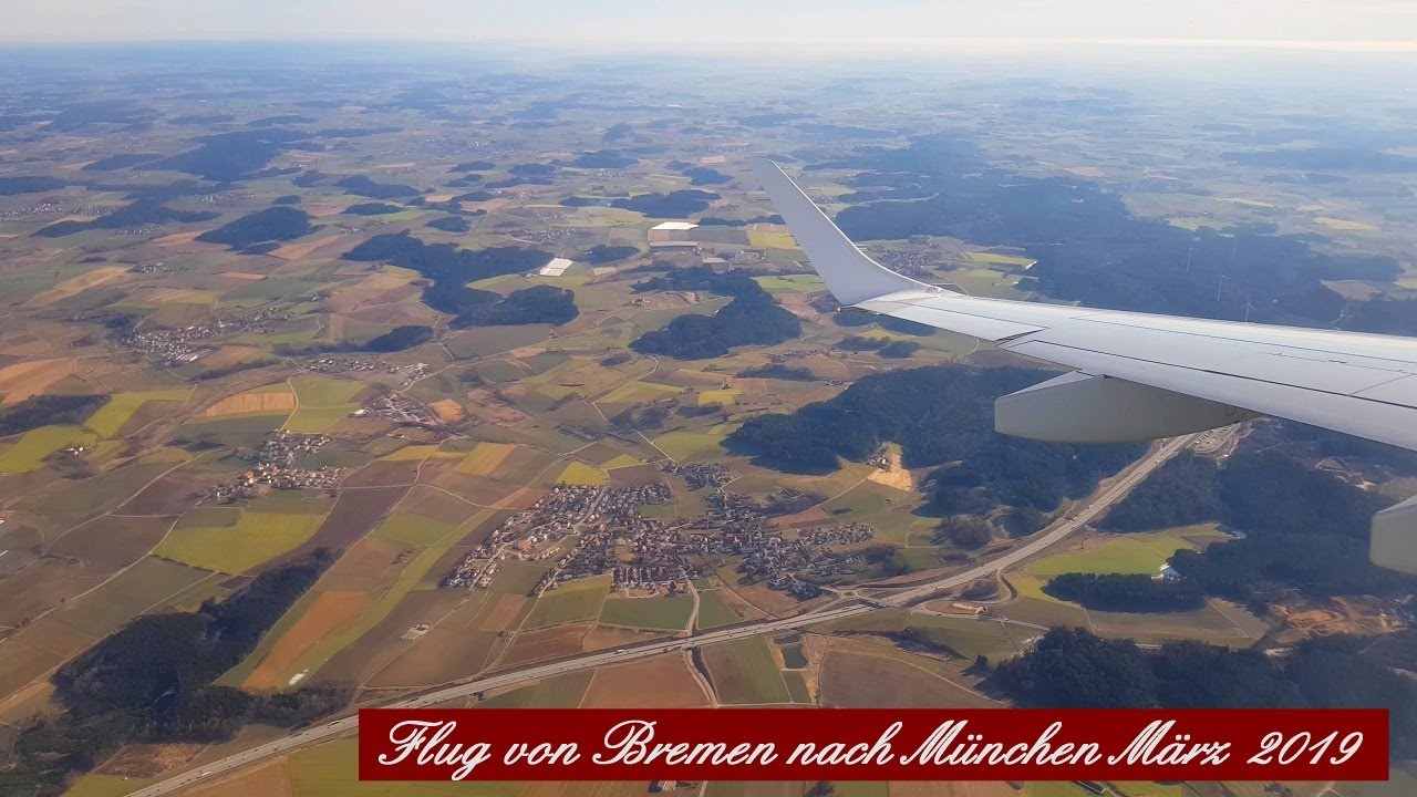 Flug Von Nürnberg Nach Bremen