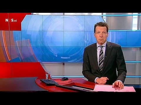 NOS Journaal - Herman van der Zandt blooper compilatie