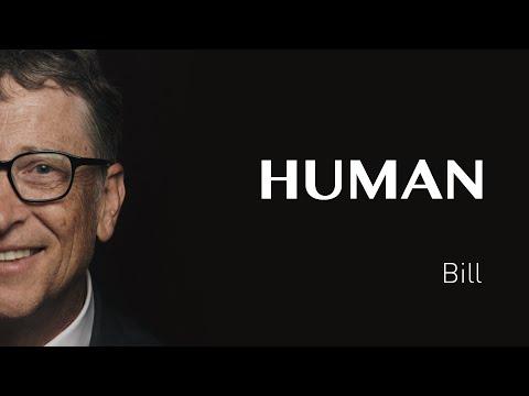 Bill's interview - FRANCE - #HUMAN