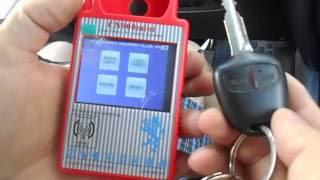 CN900mini копирование 46 чипа автомобиль Mitsubishi ASX 2010 года