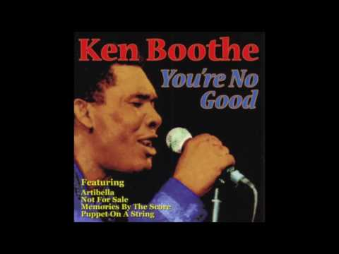 Flashback: Ken Boothe - You're No Good (Full Album)