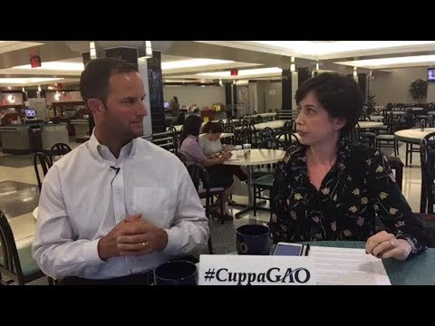 GAO: Cuppa GAO: Coffee With Our Experts - Disaster Assistance