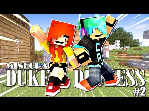 Getting Our Hands Dirty 👑 Duke & Duchess EP2 - Minecraft Survival Adventure