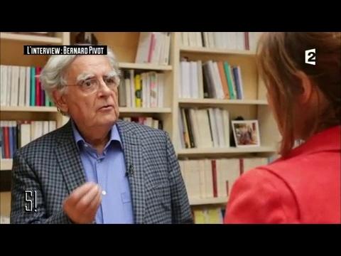 L' Interview : Bernard Pivot - Stupéfiant !