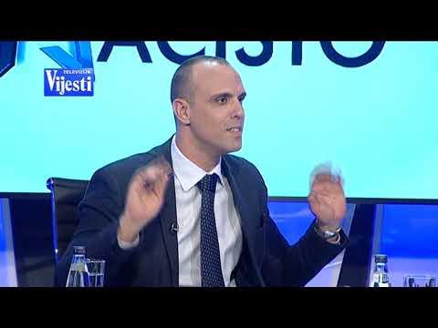 NACISTO  Milan Knezevic  Vladimir Martinovic  Bojan Zekovic   TV  Vijesti  20 06 2019