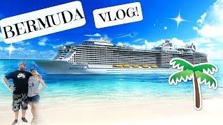 Bermuda Cruise on Royal Caribbean- Anthem of the seas- Part 1