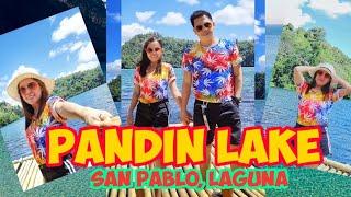 PANDIN LAKE | SAN PABLO, LAGUNA | TRAVEL VLOG | 1 OF 7 LAKE  IN LAGUNA