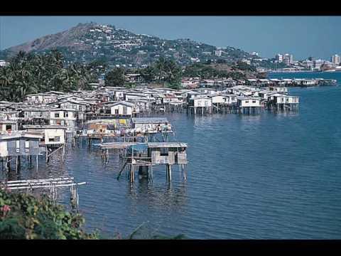 Manajah Presents : Papua New Guinea