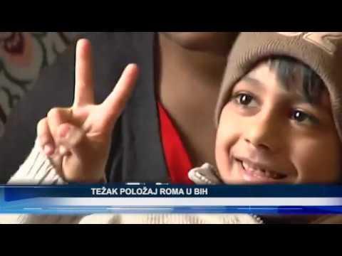 Težak položaj Roma u BiH: Siromaštvo, nasilje u  porodici, rano stupanje u brak...