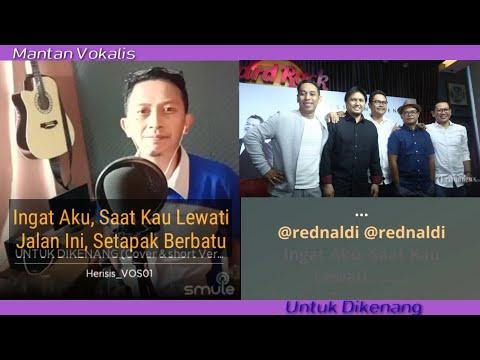 Jikustik - Untuk Dikenang (video Karaoke Duet Bareng Lirik Tanpa Vokal) Smule Cover Herisis_VOS01