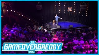 Nick's Stand-Up Comedy Documentary Was AMAZING! - The GameOverGreggy Show Ep. 245