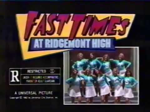 Fast Times at Ridgemont High 1982 TV