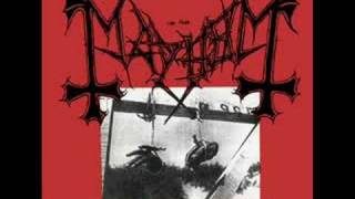 Mayhem - Pure Fucking Armageddon studio version