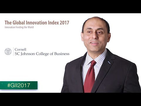 Global Innovation Index 2017: Highlights from Co-editor Dutta