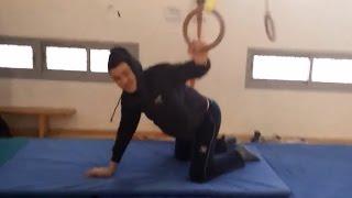 Funny Gymnastic Rings Sport FAIL | DAILYSHIT