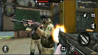 Critical Action :Gun Strike Ops - Android GamePlay HD - FPS Shooting Games Android #6
