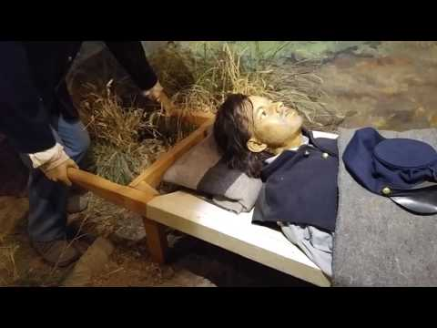 National Museum of Civil War Medicine in Frederick,Maryland part 1