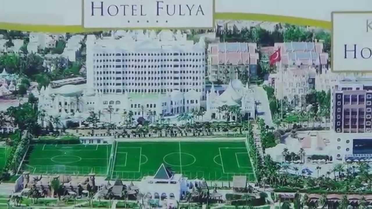 Hotel Kamelya Selin Side