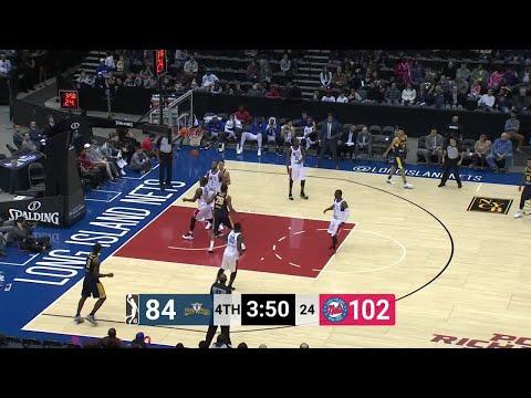 Walter Lemon Jr. (34 points) Game Highlights vs. Long Island Nets