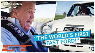 Everyone's Dad Has Owned a Ford Cortina | The Grand Tour clip | Amazon Prime Video NL