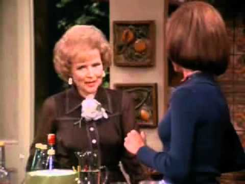 Mary Tyler Moore show  Betty White as Sue Ann Nivens