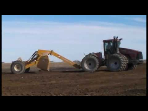 Bridgeview Pulldozer Land Shaper