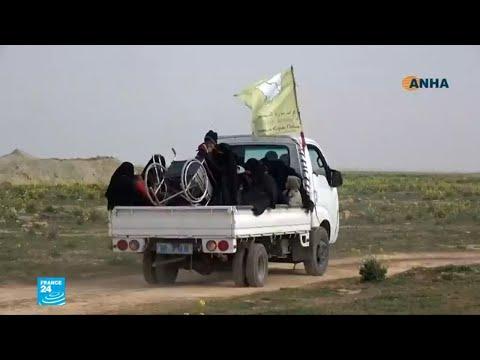 معركة الأمتار الأخيرة ضد تنظيم -الدولة الإسلامية- في سوريا  - 14:54-2019 / 2 / 11