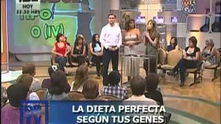 La Dieta del Genotipo - DrTV Chile (Compilación CV)
