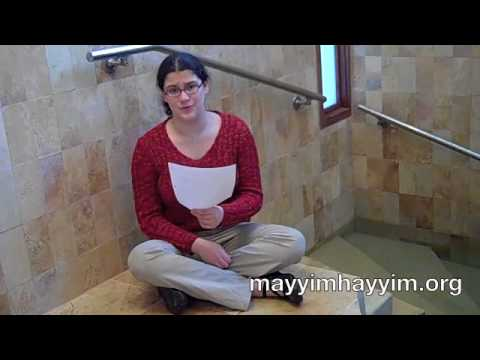 hasidism mikvah Satmar hasidism edit 0 18 a week after she has to be ritually cleansed in a mikvah family life the men are the religious and political leaders of the community.
