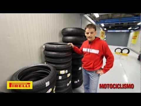 Comparativa sportive mille: intervista Pirelli