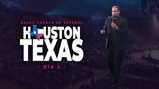Houston Dia 2  | Pastor Juan carlos Harrigan