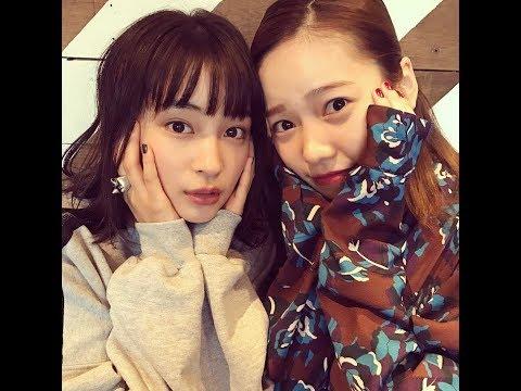 広瀬すず LINE LIVE VOL.27 with 島崎遥香