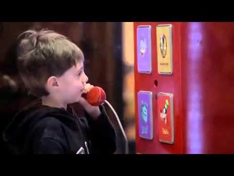 Telefone mágico da disney