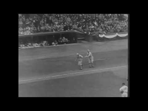 The 1934 WORLD SERIES: St. Louis Cardinals vs. Detroit Tigers