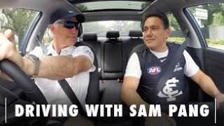 Driving with Sam Pang - Mick Malthouse