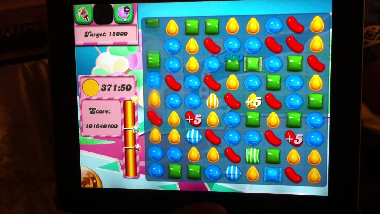 how to get the most points in candy crush