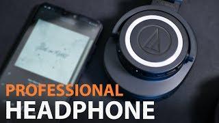 Headphone Mantep ini Akhirnya Pake Bluetooth! Chakepp!! | Review Audiotechnica M50xBT Indonesia