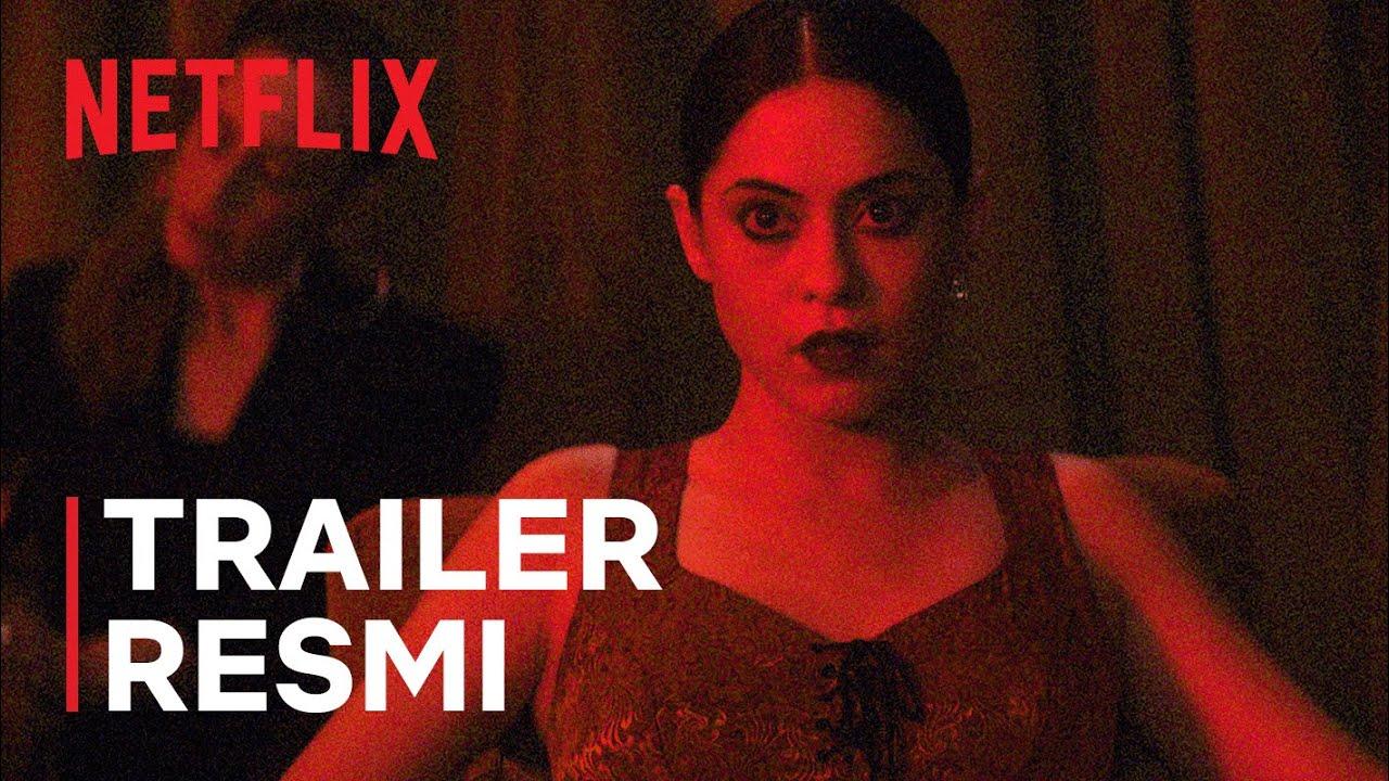 Brand New Cherry Flavor: Serial Terbatas   Trailer Resmi   Netflix