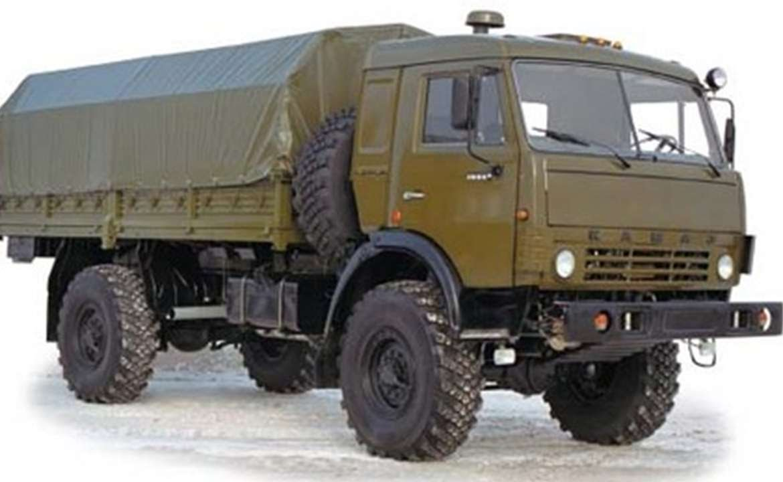 #999. KAMAZ 6560 Tornado Tuning [RUSSIAN CARS]