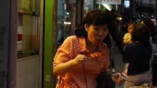 Уличная еда в Гонконге Street Food in Hong Kong