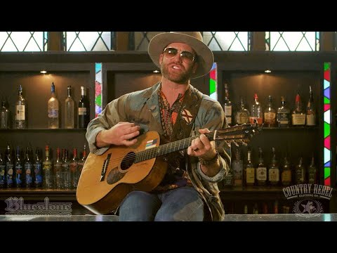 Drake White - Can't You See - Marshall Tucker Band Cover // The Bluestone Sessions