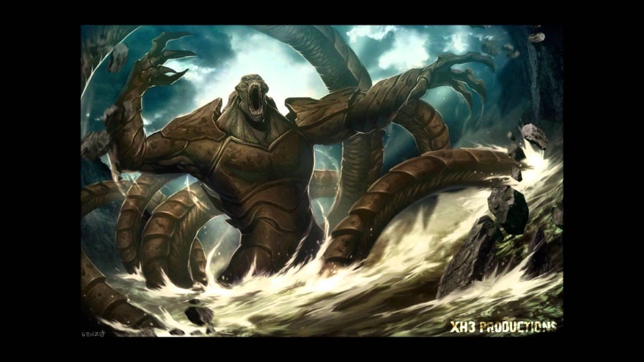 Year Of The Kraken